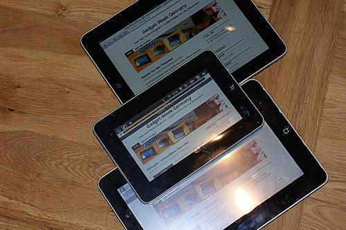 Welches ist das iPad? (Foto: Riewenherm)