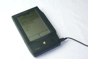 Apple Newton MessagePad 100 (Foto: Riewenherm)