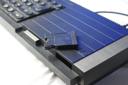 Das Sinclair Microdrive: Hein Hardware-Desaster (Foto: Riewenherm)