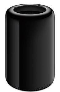 Der neue MacPro - im gewagten Urnen-Style (Foto: Apple)