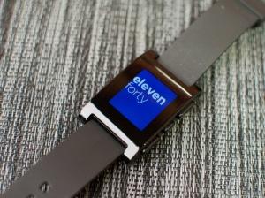 Pebble Watch (Foto: Pebble)