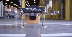 Die Zustell-Drohne von Amazon (Foto: amazon.com)
